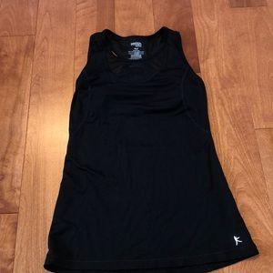 Tops - Black workout tank